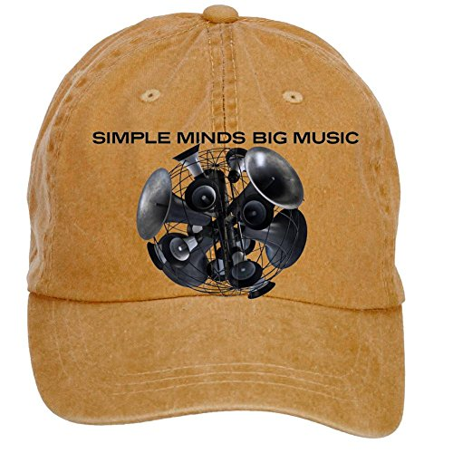 Tommery Unisex Simple Minds Trumpet Hip Hop Baseball (James Morrison Trumpet)