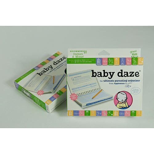 (Baby Daze the Ultimate Baby Organizer)