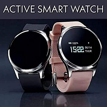 Avon Akantha Smart Active - Reloj Inteligente, Color Rosa: Amazon ...