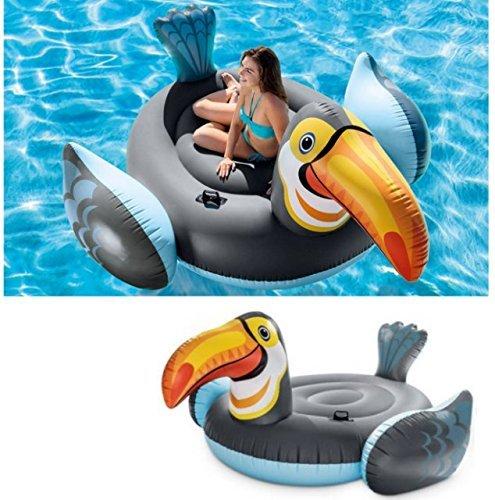 Intex Inflatable Mega Toucan Island (Mega Pool)
