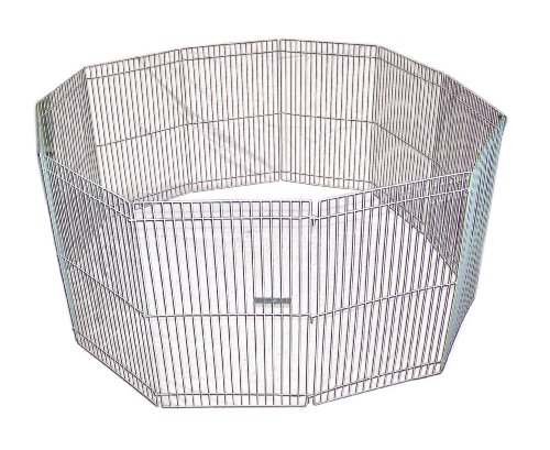 Marshall Pet Products Pet Deluxe Play Pen, (Marshall Pet Small Animal Pen)