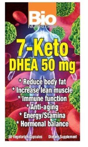 Bio Nutrition 7-Keto Dhea 50mg by Bio Nutrition