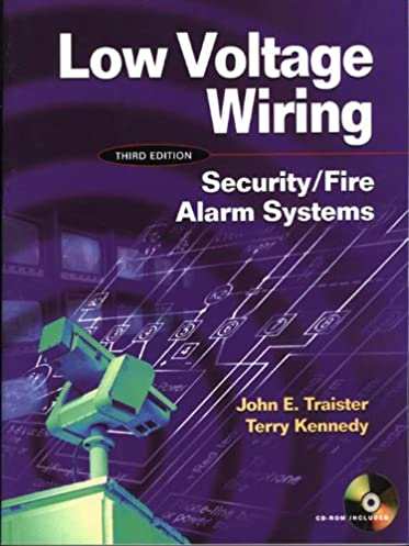 51E1pfreV L._SX373_BO1204203200_ low voltage wiring security fire alarm systems, terry kennedy Basic Electrical Wiring Diagrams at nearapp.co
