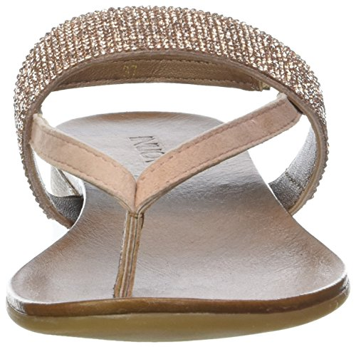 Inuovo Strap Sandals Ankle 8428 Women's Rosa blush f4qrUf