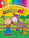 Look What I Can Color! - Animals, Grades PK - 1, , 1936022206