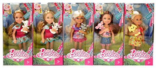 (Barbie & Her Sisters in a Pony Tale Madison Doll with Lamb)