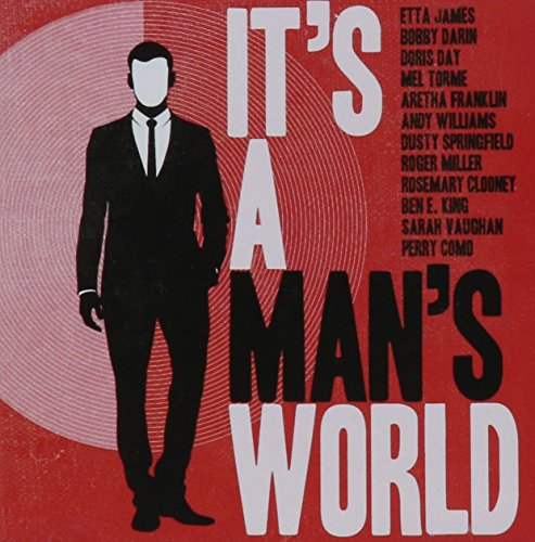 NEW It's a Man's World (Audio CD)