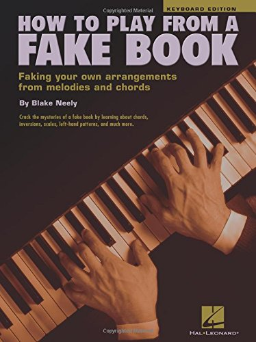 How to Play from a Fake Book (Keyboard Edition) from Hal Leonard