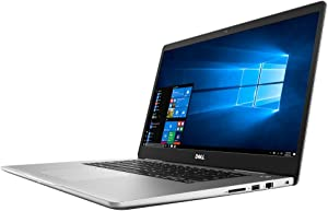 Dell Inspiron 7570 15.6in Ultra HD Touchscreen Laptop PC - Intel Core i7-8550U 1.8GHz, 16GB, 512GB SSD, Webcam, Bluetooth, NVIDIA GeForce 940 MX Graphics, Windows 10 Home (Renewed)