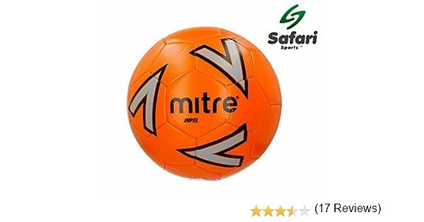 Fútbol ingleta desvan, color Naranja - naranja, tamaño Talla 4 ...