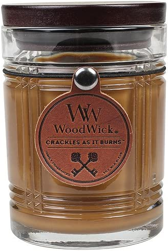 Humidor Reserve WoodWick 8 Ounce Scented Jar Candles