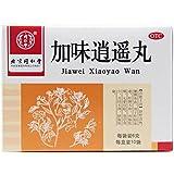 Tong Ren Tang Jia Wei Xiao Yao Wan (10 Bags /Box) - 3 Boxes