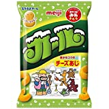 Japanese Snack Okashi Curl Cheeze 72g×10packs