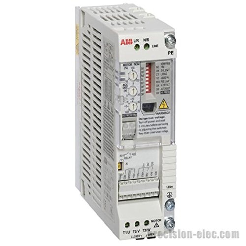 .25 HP ABB ACS55 Micro Series NEMA 1 Enclosed Variable, used for sale  Delivered anywhere in USA