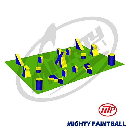 MP Paintball Bunker Package - 3 Man Xtreme Field (MP-XT-3MAN) by MP - Mighty Products