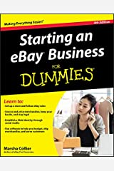 Starting an eBay Business For Dummies Paperback
