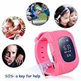 Best Child Locator Watch For Kids - Hangang GPS Tracker Kids Safe Smart Watch SOS Review