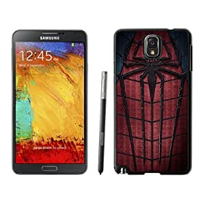 NEW Unique Custom Designed For Case Samsung Galaxy Note 2 N7100 Cover Phone Case With The Amazing Spider-Man 2 2014_Black Phone Case