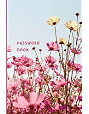 Password book: Alphabetical journal of websites and passwords to complete | Format 6 x 9, 120 pages | Original gift idea