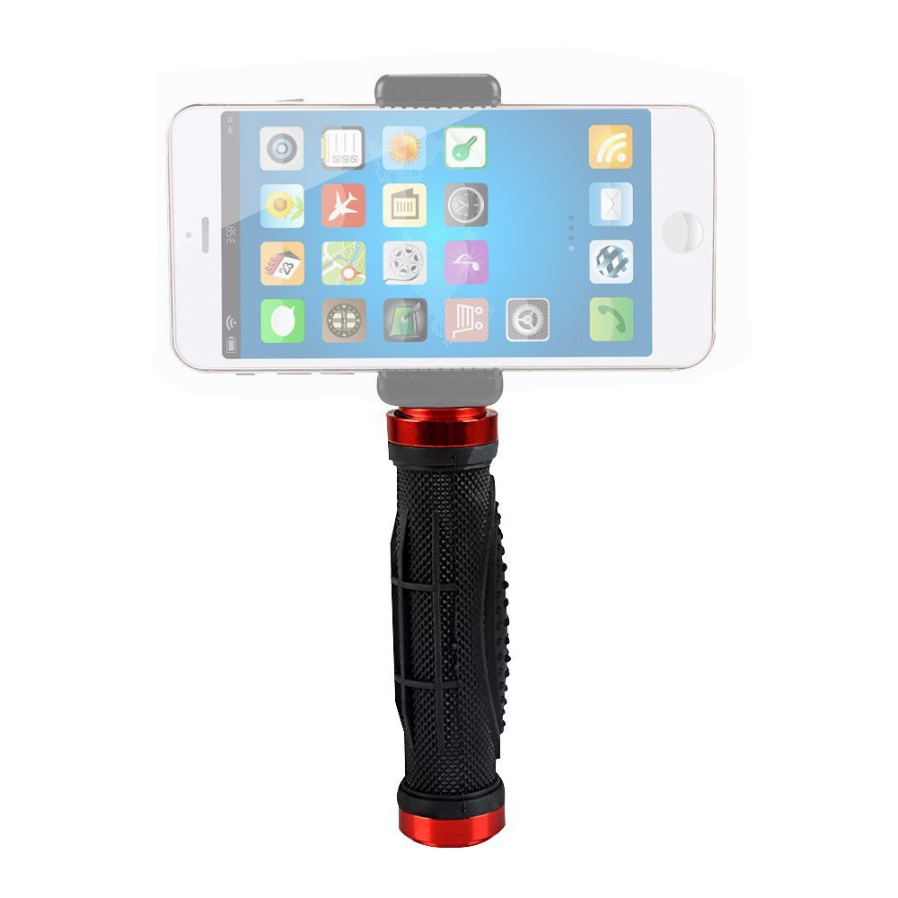 MyArmor Universal Camera Handle Grip Support Mount Handlegrip Camera Stabilizer with 1/4\