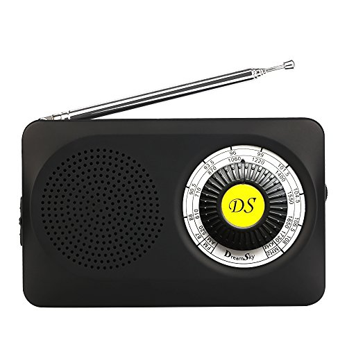 Battery Powered Portable Radio - 8