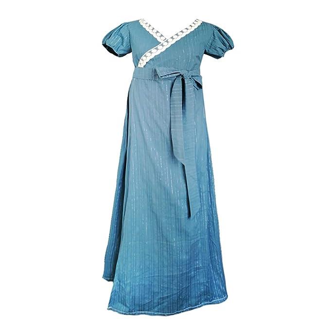 Women/'s Regency Jane Austen Vintage Antique style straw sun bonnet one size