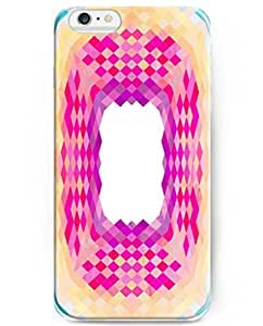 UKASE Cases[Geometric Pattern Theme] [Perfect Fit] for 4.7 inch iPhone 6 with Design of Big Cycle Geometric Pattern