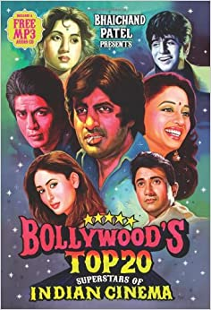 Book Bollywood's Top 20 Superstars of Indian Cinema
