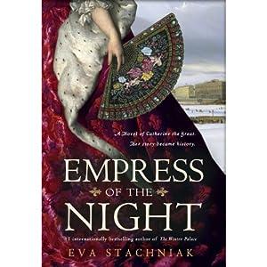 Empress of the Night Audiobook