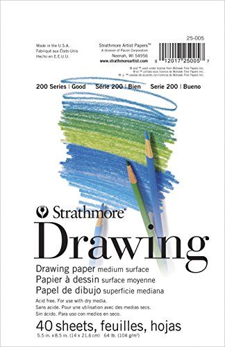 Strathmore Binding Acid Free Light Weight Drawing product image