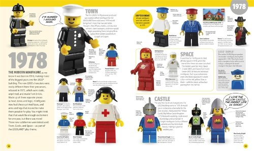 LEGO Minifigure Year by Year: A Visual History: Gregory Farshtey ...