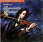 The Best of Romantic Classics…