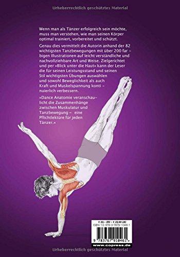 Dance Anatomie: Illustrierter Ratgeber für Beweglichkeit, Kraft und ...