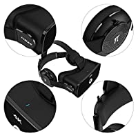 PIMAX 4K Virtual Reality Headset for Video Game, 3D VR Headset PC, Smart Glasses by PIMAX