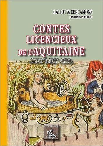 Contes licencieux l'Aquitaine