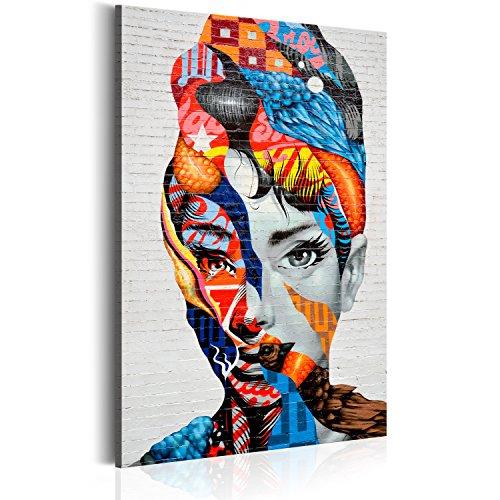 artgeist Acrylic Glass Print Faux Bricks 12.2