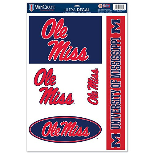 - WinCraft Mississippi Ole Miss Rebels 11