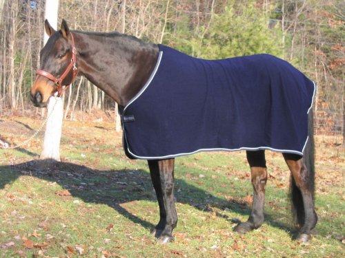 TUFFRIDER Fleece Dress Sheet - ROYAL 84