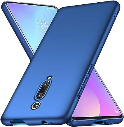 Richgle Funda Xiaomi Mi 9T, Azul Ultra Slim Protectora Funda Case ...