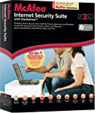 Software : McAfee Internet Security Suite 2008 - 3 User [OLD VERSION]