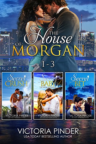 The House of Morgan: Books 1 - 3 by [Pinder, Victoria]