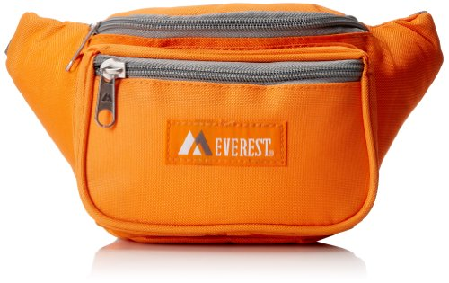 Everest Signature Waist Pack - Standard, Orange, One Size]()