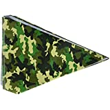 Camo Flag Pennant Banner Party Accessory (1 count) (1/Pkg)
