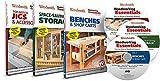 Woodsmith Woodworking Essentials 3 Disc Set