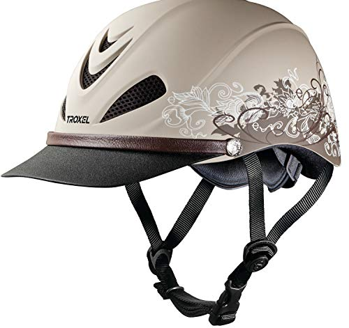 - Troxel Dakota Trail Dust Helmet, Medium