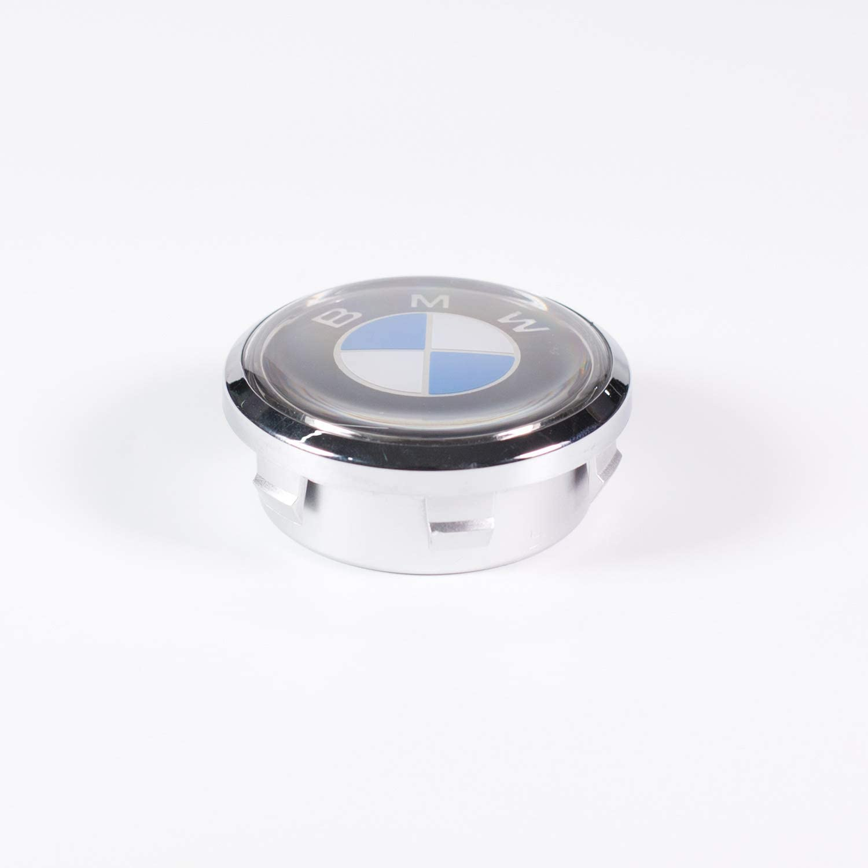 Motorfox Floating LED Caps Hub Wheel Light Center Accessory Cover Magnetic Waterproof 4Pcs Style C//Blue LED
