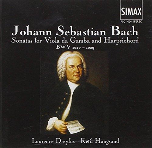 (Sonatas for Viola Da Gamba & Harpsichord)