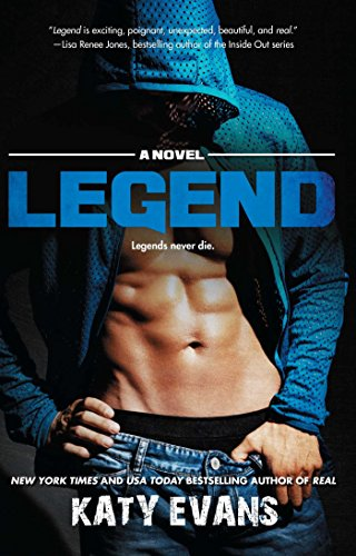 - Legend (The REAL series Book 6)