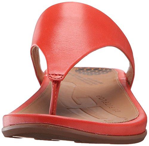 Fitflop Donna Banda Ultra Arancione Sandalo
