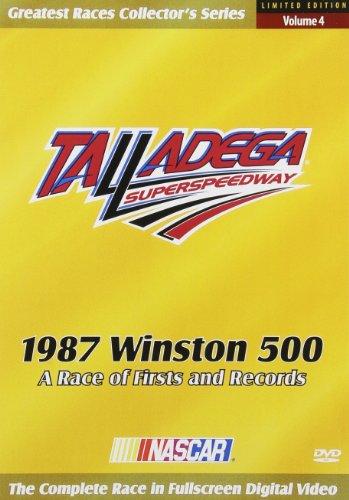 1987 Talladega 500 (Talladega Nascar Race)